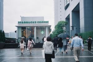 新宿南口 スターバックス