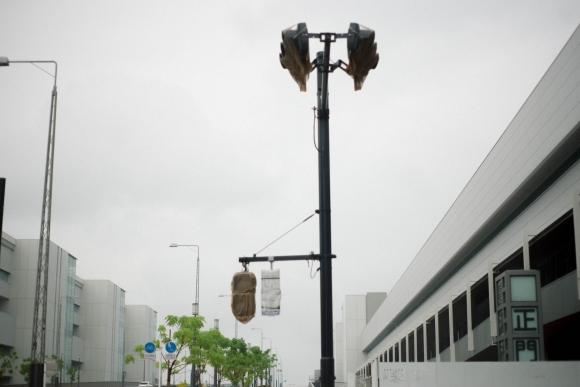 使われていない信号